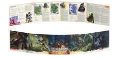 D&D The Wild Beyond the Witchlight DM Screen