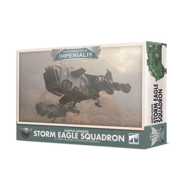 Adeptus Astartes: Storm Eagle Squadron