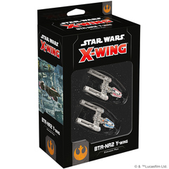Star Wars X-Wing - 2nd Edition - BTA-NR2 Y-Wing