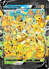 Oversized Pikachu V-Union - SWSH Black Star Promos