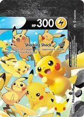Pikachu V-Union - SWSH140 - SWSH Black Star Promos