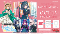 CARDFIGHT!! VANGUARD overDress - Lyrical Melody Sneak Preview Kit