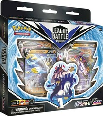 League Battle Decks - Rapid Strike Urshifu VMAX