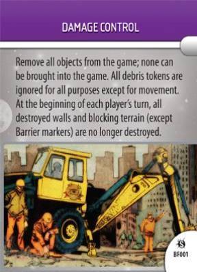 Damage Control (BF001)