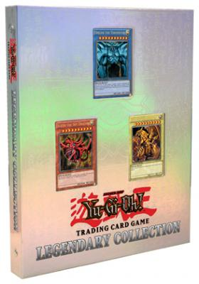 Yu-Gi-Oh Legendary Collection #1 Binder Version - 10th Anniversary Special Pack