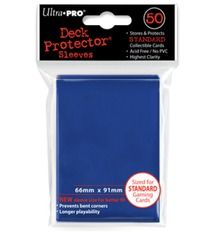 Blue (Ultra Pro) - Standard Sleeves - 50ct