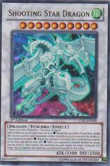 Shooting Star Dragon - STBL-EN040 - Ultra Rare - 1st Edition