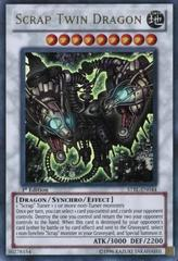 Scrap Twin Dragon - STBL-EN044 - Ultra Rare - 1st Edition on Channel Fireball
