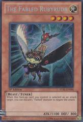 The Fabled Rubyruda - STBL-EN096 - Secret Rare - 1st Edition