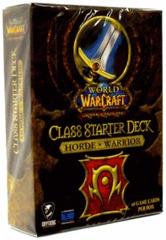 Horde Warrior Class Starter Deck