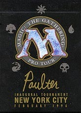 1996 Preston Poulter World Champ Deck