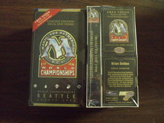 MTG 1998 World Champ Deck: Brian Selden with VHS Tape