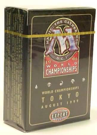 MTG 1999 World Champ Deck: Kai Budde