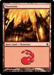 Mountain (34) - Foil