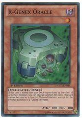 R-Genex Oracle - HA03-EN046 - Super Rare - 1st Edition