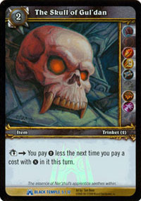 The Skull of Guldan