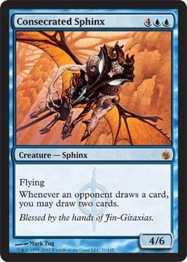 Consecrated Sphinx