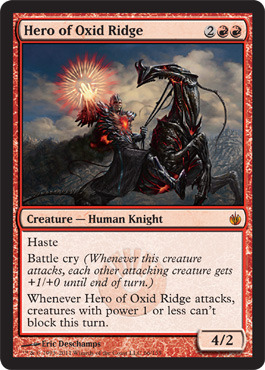 Hero of Oxid Ridge