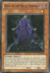 King of the Skull Servants - TU04-EN016 - Common - Promo Edition