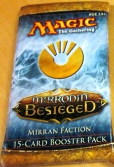 Mirrodin Besieged Mirran Faction Booster Pack