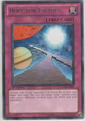 Hope for Escape - STOR-EN063 - Rare - 1st Edition