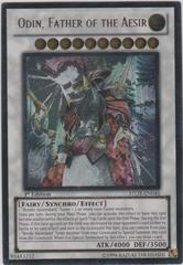 Odin, Father of the Aesir - Ultimate - STOR-EN040 - Ultimate Rare - 1st Edition