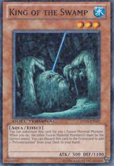 King of the Swamp - DT04-EN055 - Duel Terminal Normal Parallel Rare - 1st Edition