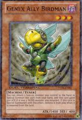 Genex Ally Birdman - DT04-EN067 - Duel Terminal Normal Parallel Rare - 1st Edition on Channel Fireball