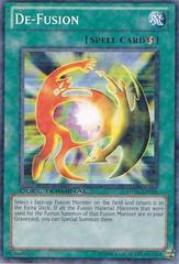 De-Fusion - DT04-EN094 - Duel Terminal Normal Parallel Rare - 1st Edition on Channel Fireball