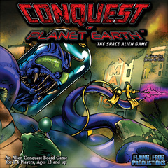 Conquest of Planet Earth: The Space Alien Game