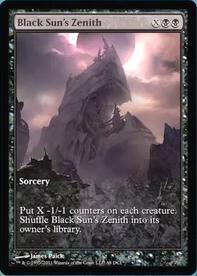 Black Suns Zenith - Game Day Promo