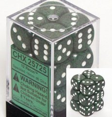 12 Recon Speckled 16mm D6 Dice Block - CHX25725
