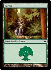 Forest (43) on Channel Fireball