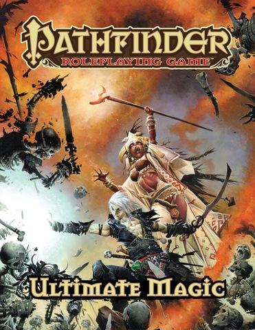 Pathfinder RPG - Ultimate Magic Hardcover