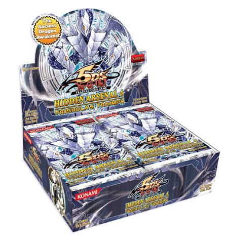 Hidden Arsenal 4 1st Edition Booster Box