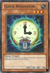 Clock Resonator - EXVC-EN007 - Common - 1st Edition on Channel Fireball