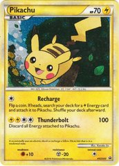 Pikachu (HGSS Promo 3) - HGSS03 - Promotional on Channel Fireball