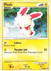 Plusle (Unleashed 36) - HGSS16 - Promotional on Channel Fireball