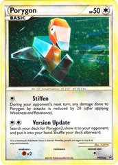 Porygon (HGSS Promo 22) - HGSS22 - Promotional on Channel Fireball
