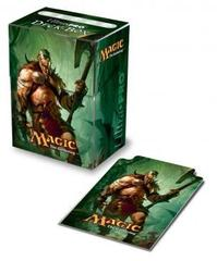 Magic 2012 Core Set Garruk Deck Box for Magic on Channel Fireball