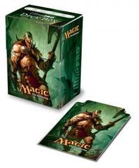 Magic 2012 Core Set Garruk Deck Box for Magic