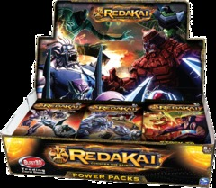 Redakai Card Game Power Pack Booster Box