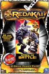 Redakai Power Pack