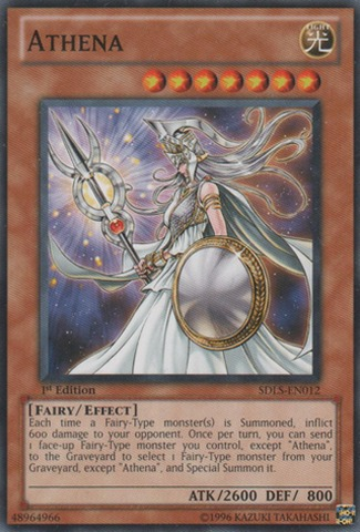 Athena - SDLS-EN012 - Common - 1st Edition