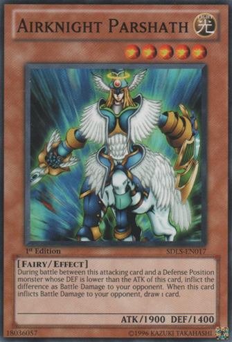 Airknight Parshath - SDLS-EN017 - Common - 1st Edition