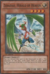 Zeradias, Herald of Heaven - SDLS-EN019 - Common - 1st Edition
