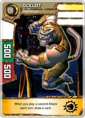 Ocelot - Gold Animal