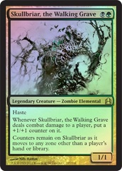 Skullbriar, the Walking Grave (Oversized Promo Foil)