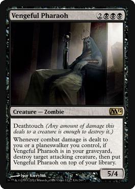 Vengeful Pharaoh
