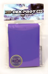 Dek Prot 50ct. Standard Sleeves - Lavendar Purple